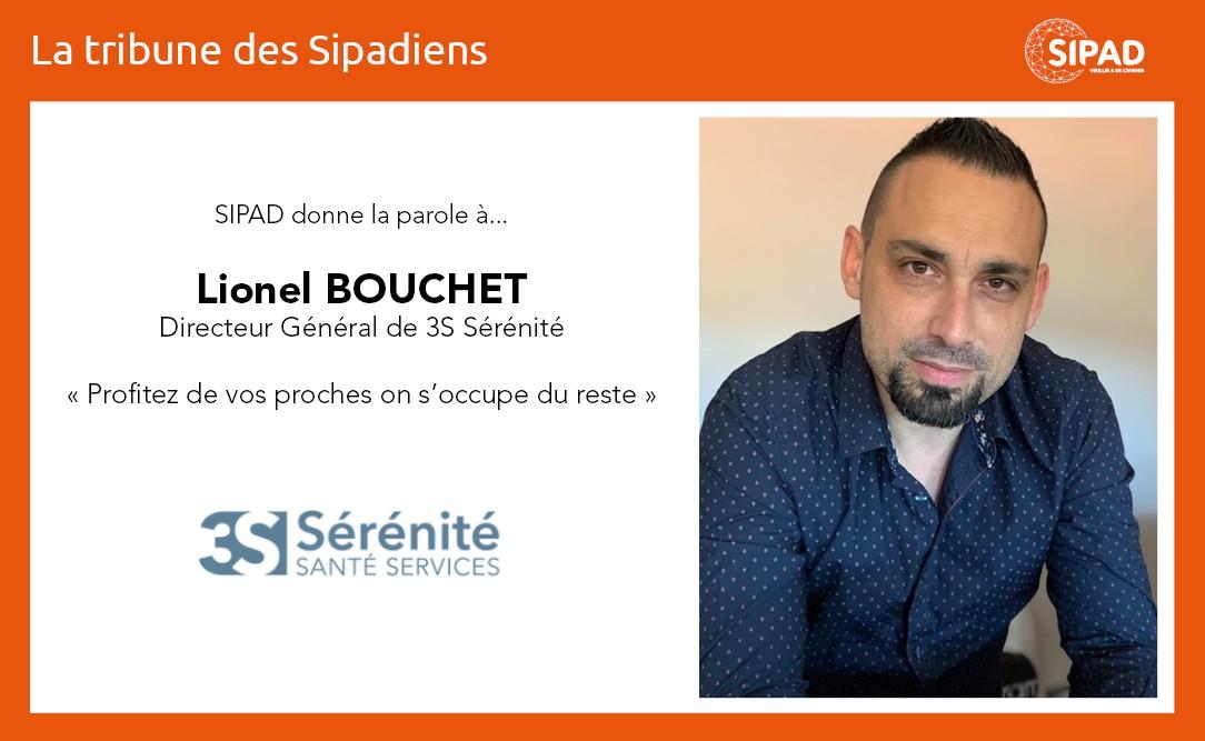 LA TRIBUNE DES SIPADIENS – Lionel BOUCHET